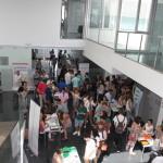 Organización de espacios y actividades. Open Day Cámara Granada 1