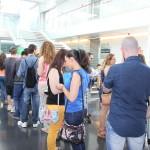 Organización de espacios y actividades. Open Day Cámara Granada 3